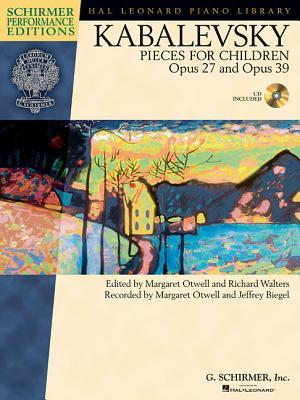 Kabalevsky Pieces for Children : Opus 27 and Opus 39