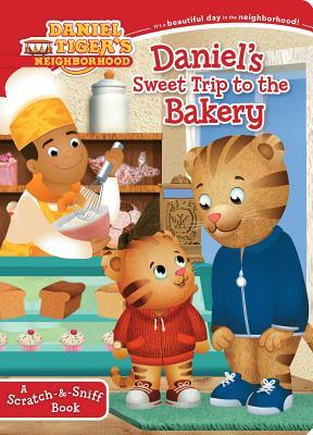 Daniel's Sweet Trip to the Bakery: A Scratch-&-Sniff Book