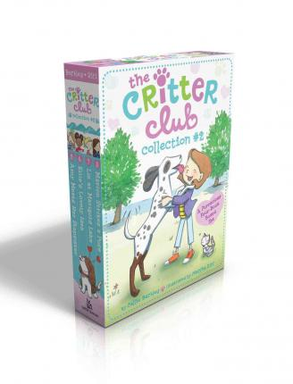 The Critter Club Collection #2 : Amy Meets Her Stepsister; Ellie's Lovely Idea; Liz at Marigold Lake; Marion Strikes a Pose