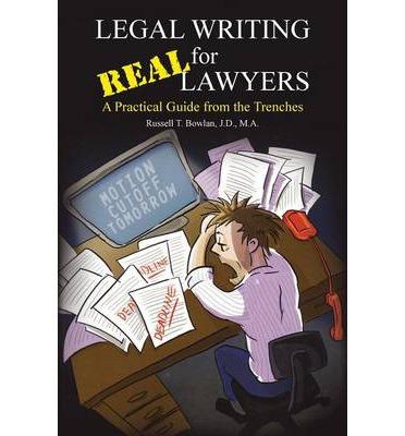 legal writing for lawyers