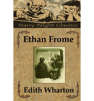 an analysis of the book ethan frome by edith wharton Ethan frome character analysis edith wharton's novel, ethan frome is a tragic story about a man that betrays his wife to be with a vernal woman ethan deceives zeena by toying with zeena's cousin mattie.