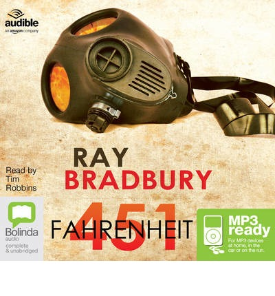 a book report on fahrenheit 451 by ray bradbury Understanding fahrenheit 451, a novel by ray bradbury, study guides, critiques, reviews, author biography, lesson plans, webquests, movies.