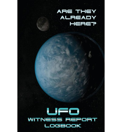 UFO Witness Report Logbook