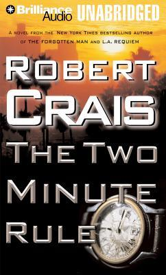 The Two Minute Rule- Robert Crais - Audio Book (2006, 8 CD, Unabridged) 10 Hours