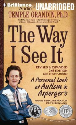 temple grandin autism a different way of Written off as a brain-damaged child because of her autism, temple grandin's remarkable way of looking at the world has brought her huge success as both an animal behaviour expert and a.