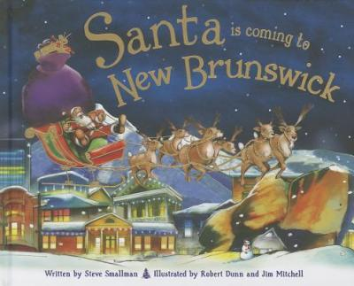 Download gratuito di ebook in inglese Santa Is Coming to New Brunswick in Italian PDF RTF by Steve Smallman
