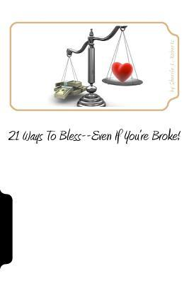 21 Ways to Bless Even If You're Broke!
