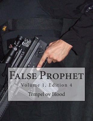 False Prophet Tempel Ov Blood 9781494440954