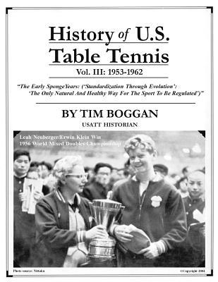 History of Table Tennis Essay