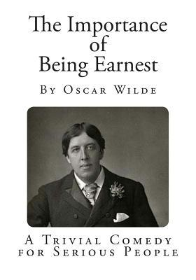 a summary of the importance of being earnest a play by oscar wilde The importance of being earnest is a very popular play written by oscar wilde in the satire, algernon and jack are two young members of the english gentry who pursue their romantic desires dishonestly.