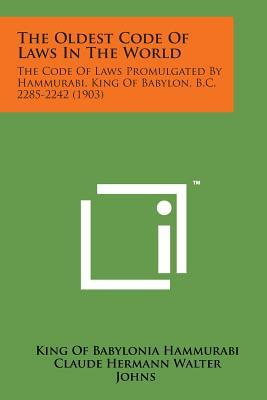 a description of hammurabi the king of babylonia Hammurabi became king of babylon in around 1792 bc, when his father sin-muballit abdicated babylon was one of many small independent cities in ancient mesopotamia these cities often fought each other for control of land.