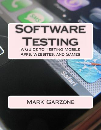 TESTING SOFTWARE BOOK