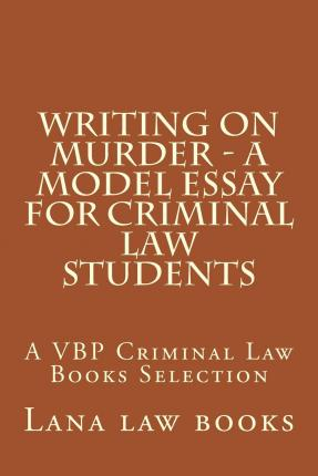 criminal law provocation essay