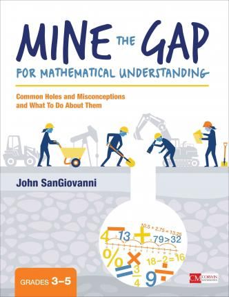 Mine the Gap for Mathematical Understanding : Common Holes and Misconceptions and What to Do about Them (3-5)