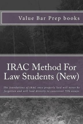 the irac method Irac is a method of legal analysis and writing that you will carry with you and use throughout your entire legal career, which can only begin by you using it to.
