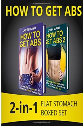 How to Get ABS : 2-In-1 Flat Stomach Boxed Set