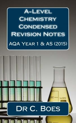 a level chemistry revision notes pdf
