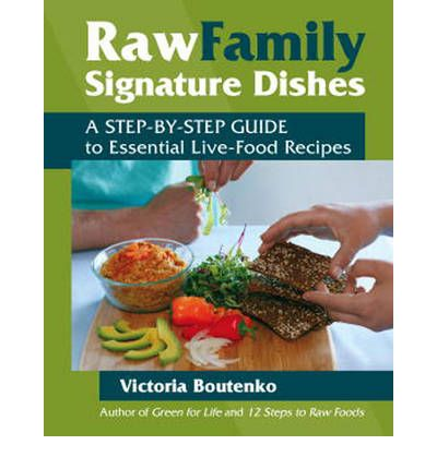 Raw Family Signature Dishes
