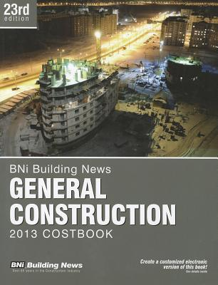 Bni General Construction Costbook 2013