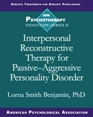 Interpersonal Reconstructive Therapy for Passive ...