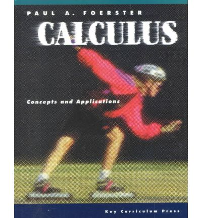 Calculus download free ebooks of classic literature books and novels ebooks best sellers calculus concepts and applications by paul foerster p foerster chm 1559531177 fandeluxe Images