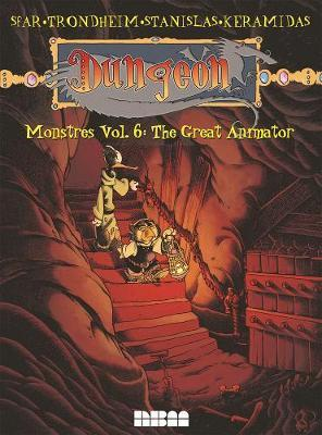 Dungeon Monstres: Great Animator Vol. 6