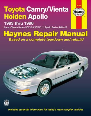 Read online toyota camryvienta and holden apollo australian toyota camryvienta and holden apollo australian automotive repair manual 1993 to 1996 fandeluxe Images
