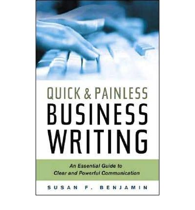 Business Administration edited writing