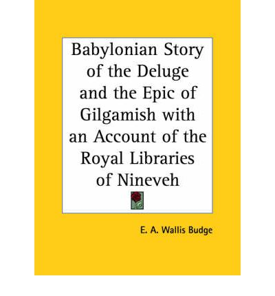 Babylonian Story of the Deluge