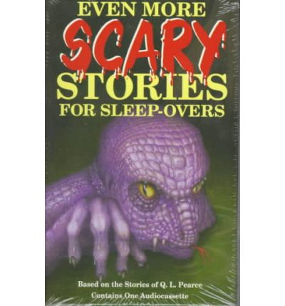 STORIES FOR SCARY SLEEPOVERS
