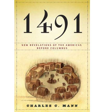 book review of 1491 by charles c mann essay
