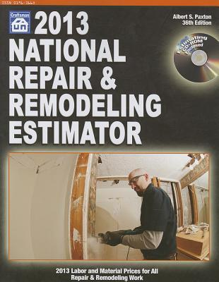 National Repair & Remodeling Estimator 2013
