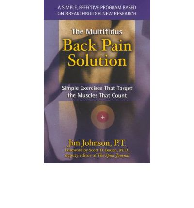 The Multifidus Back Pain Solution