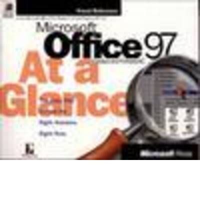 Download online di libri Microsoft Office 97 at a Glance FB2
