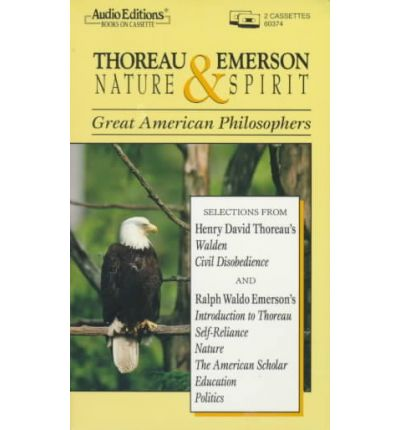an analysis of the nonconformist views of ralph waldo emerson and henry david thoreau Ralph waldo emerson and henry david thoreau were contemporaries and friends they both belonged to the current of transcendentalism egoistic point of view.