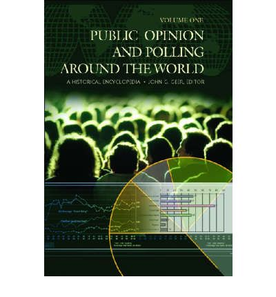 Public Opinion and Polling Around the World : A Historical Encyclopedia