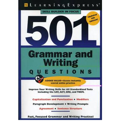 501 Grammar and Writing Questions ( 501 Grammar and Writing Questions ...
