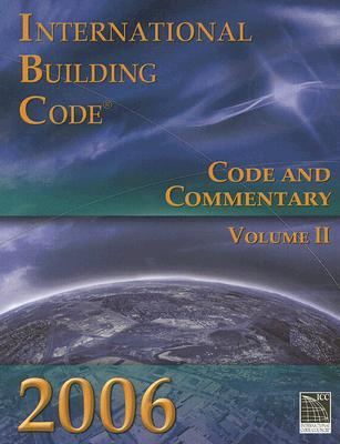International Building Code: Code and Commentary, Volume 2