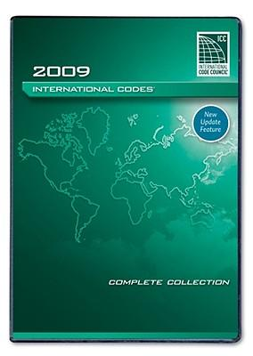 2009 I Codes Complete Collection (PDF CD) - Single Seat