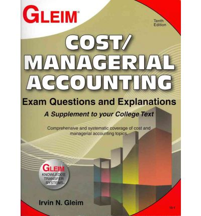 cost accounting questions Paper – 4 : cost accounting and financial management all questions are compulsory working notes should form part of the answer question 1 answer any five of the.