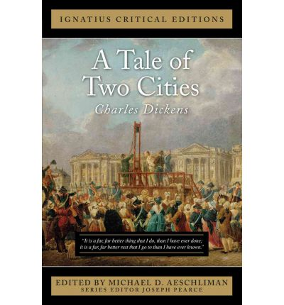 french revolution in dickenss novel a tale of two cities A tale of two cities, dickens' twelfth novel, was serialized in all the year  the  seven monthly installments of dickens' novel about the french revolution all.
