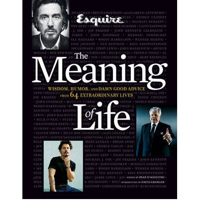 """Esquire"" the Meaning of Life"