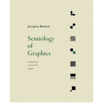 Semiology of Graphics: Diagrams, Networks, Maps