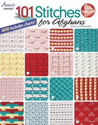 101 Crochet Stitches Jean Leinhauser : 101 Stitches for Afghans