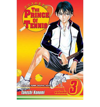 The Prince of Tennis: v. 3