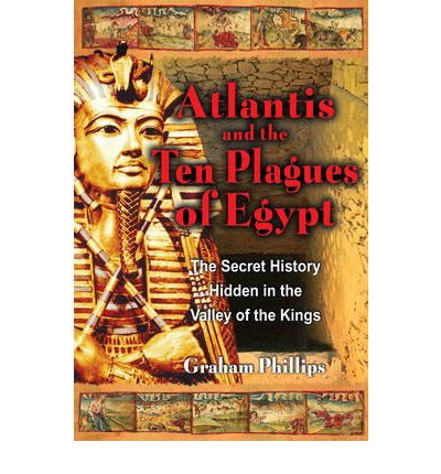 The Atlantis and the Ten Plagues of Egypt