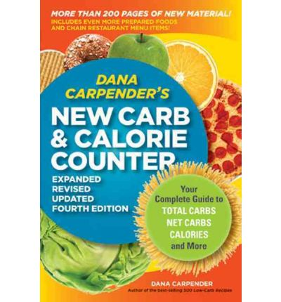 Dana Carpender's New Carb Counter