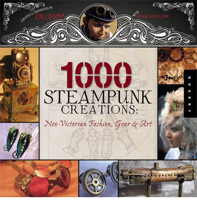 1000 Steampunk Creations