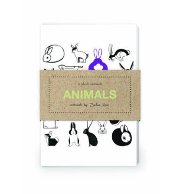Animals Artwork by Julia Kuo: Collection 2