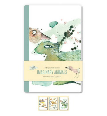 Imaginary Animals Blank Notebooks